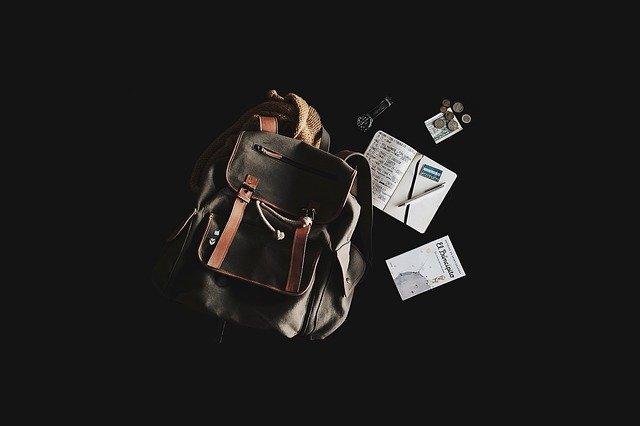 Tas laki-laki Backpack