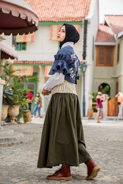 Hijab Kekinian