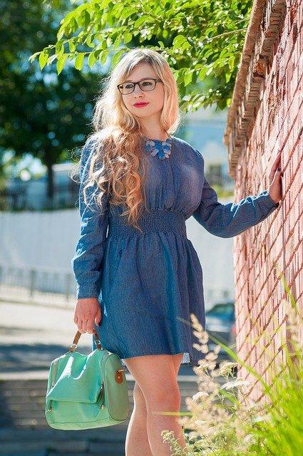 dress wanita Mini dress