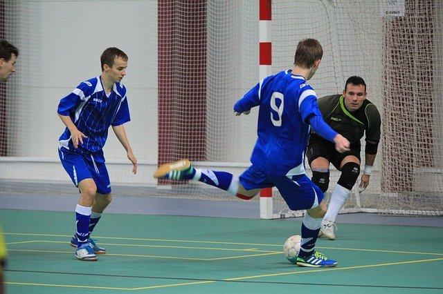 Teknik Futsal Freestyle