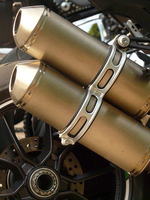 Merawat Knalpot Motor