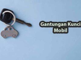 gantungan kunci mobil